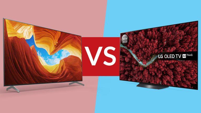 Sony XH90 vs LG BX