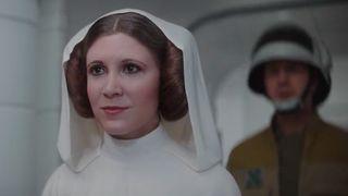 Deepfake examples: Princess Leia