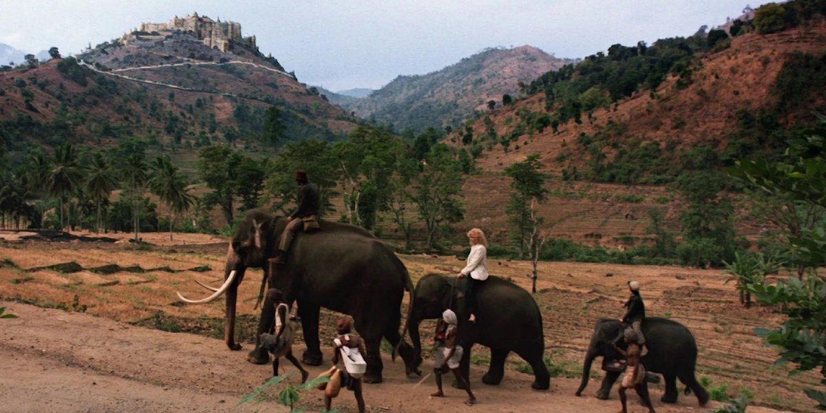The Sri Lankan set of Indiana Jones and the Temple of Doom