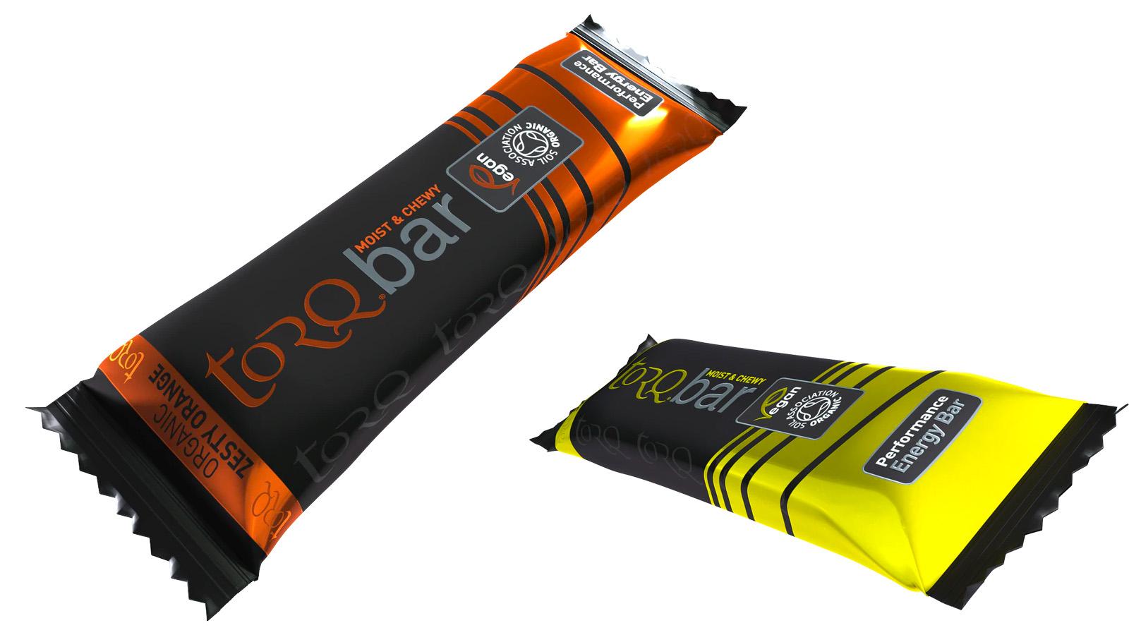 Best cycling nutrition: Torq Organic Bars