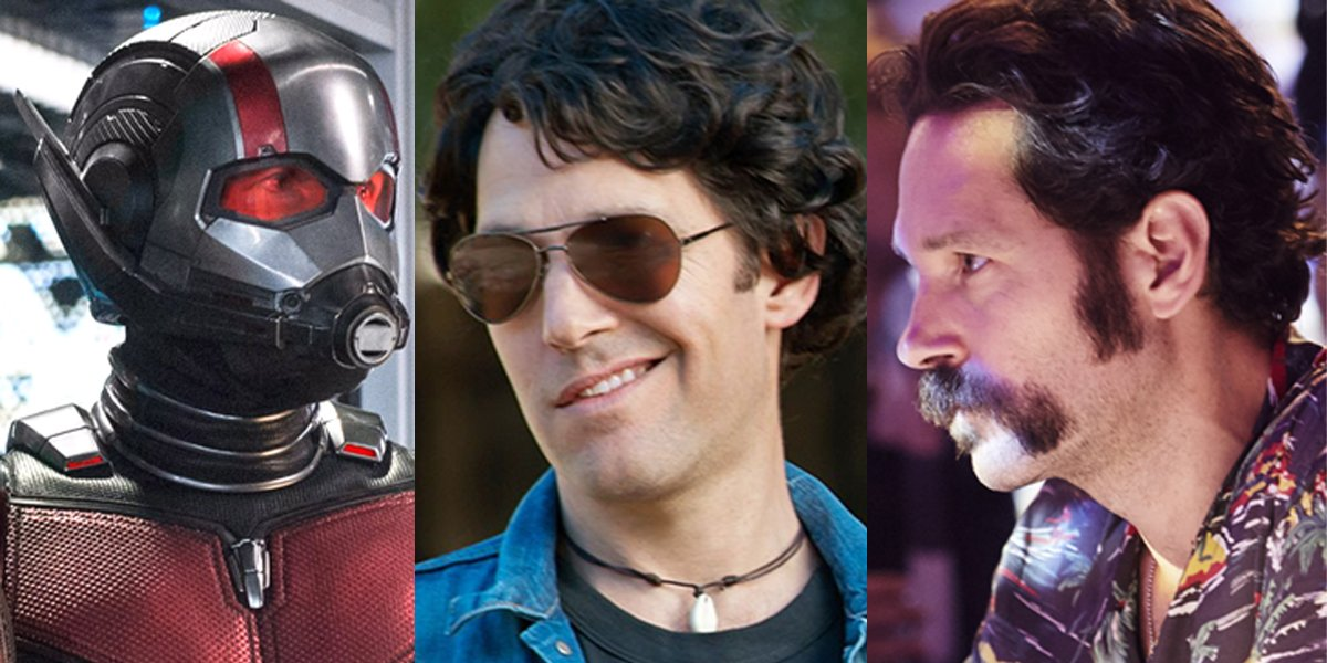 Paul Rudd Ant-Man and the Wasp Wet Hot American Summer Mute Netflix