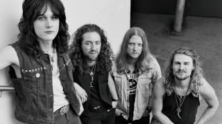a press shot of tyler bryant and the shakedown