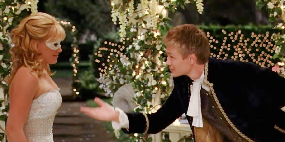 Hilary Duff Chad Michael Murray A Cinderella Story