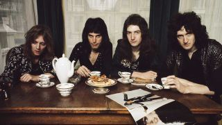 Queen in early 1974