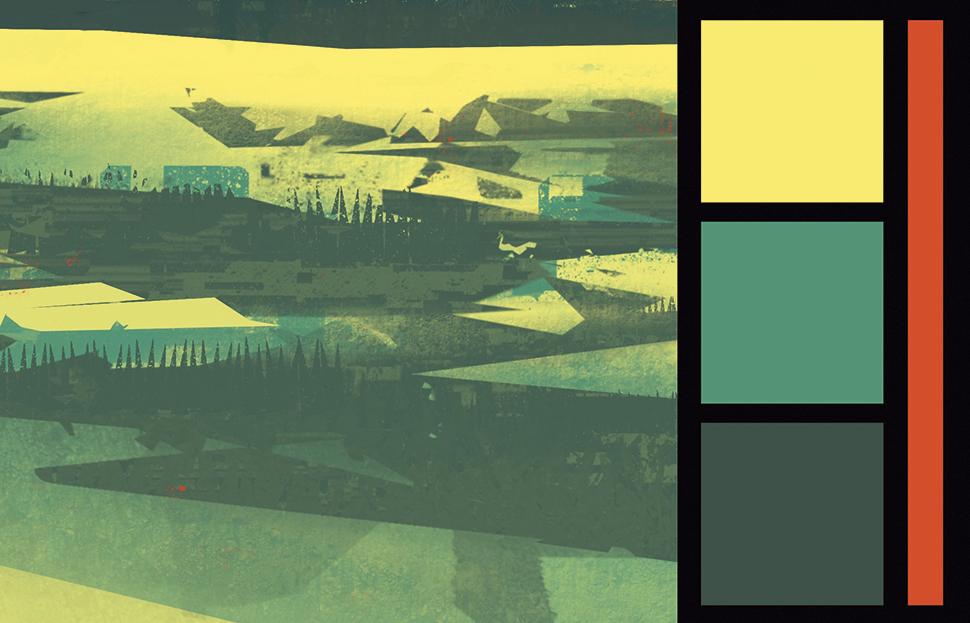 How to create digital plein air paintings   Creative Bloq