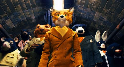 Fantastic Mr Fox - George Clooney's Mr Fox heads the cast of Wes Anderson's stop-motion animation version of Roald Dahl's classic children's tale