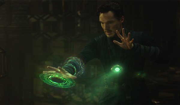 Time Stone Doctor Strange
