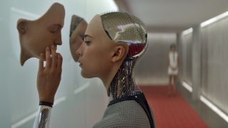 An image from Ex Machina - one of the best movies on Netflix