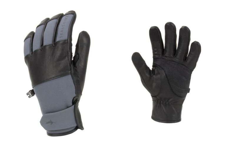 Sealskinz Waterproof Cold Weather Gloves with Fusion Control