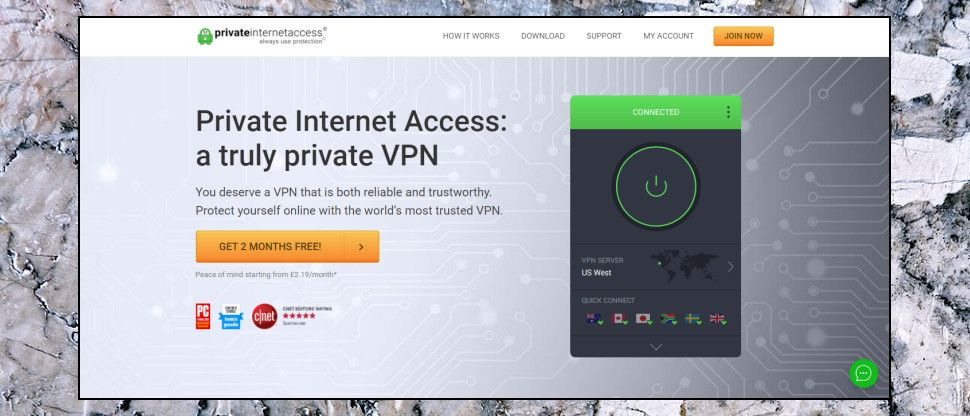 Private Internet Access Vpn Won T Connect
