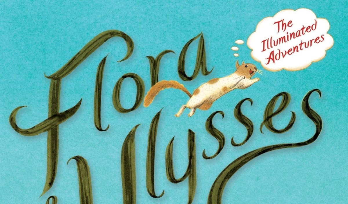 Flora and Ulysses book cover