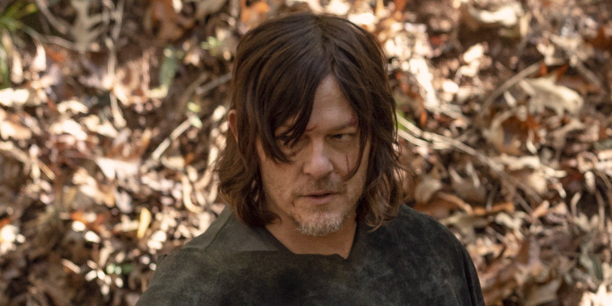 The Walking Dead Norman Reedus Daryl Dixon AMC
