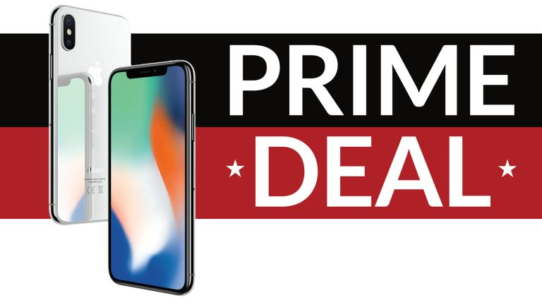 Apple iPhone X Prime Day Deal Price
