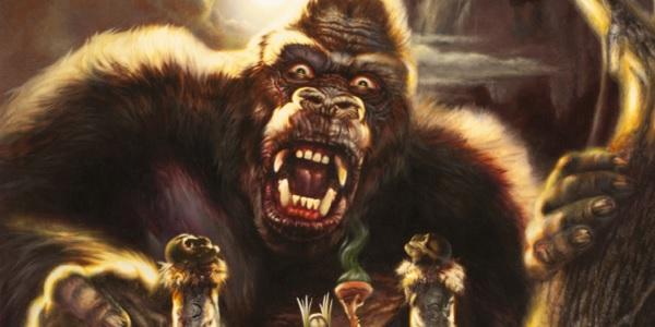 King Kong Skull Island Kong: Skull Island King Kong Joe DeVito Legendary Merian C. Cooper