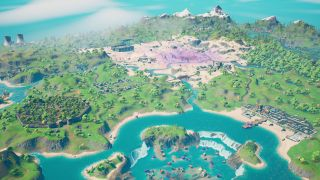Fortnite Map Changes Chapter 2 Season 5