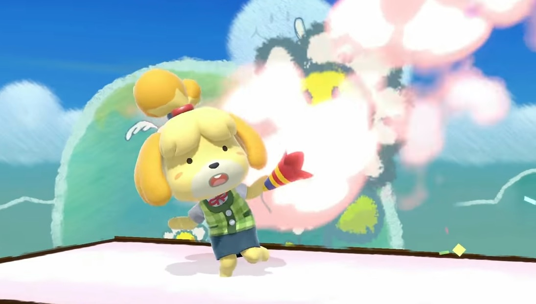 Super Smash Bros  Ultimate players use new Stage Mode to flood