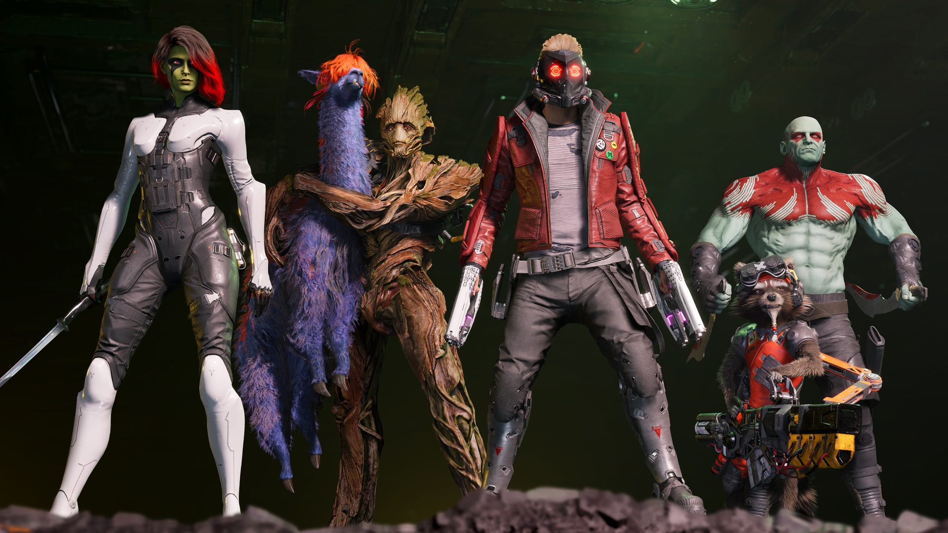 Marvel's Guardians of the Galaxy is a singleplayer misadventure full of banter and '80s bangers | PC Gamer
