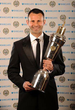 Premier League title-winning captains – Ryan Giggs