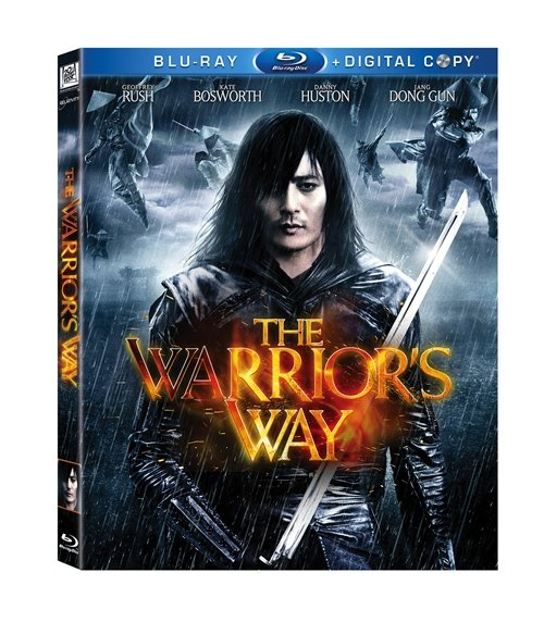 The Warriors Way Is To Buy This DVD #16808