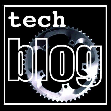 tech blog button
