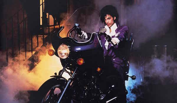Prince and the Revolution 1984 Let's Go Crazy album cover