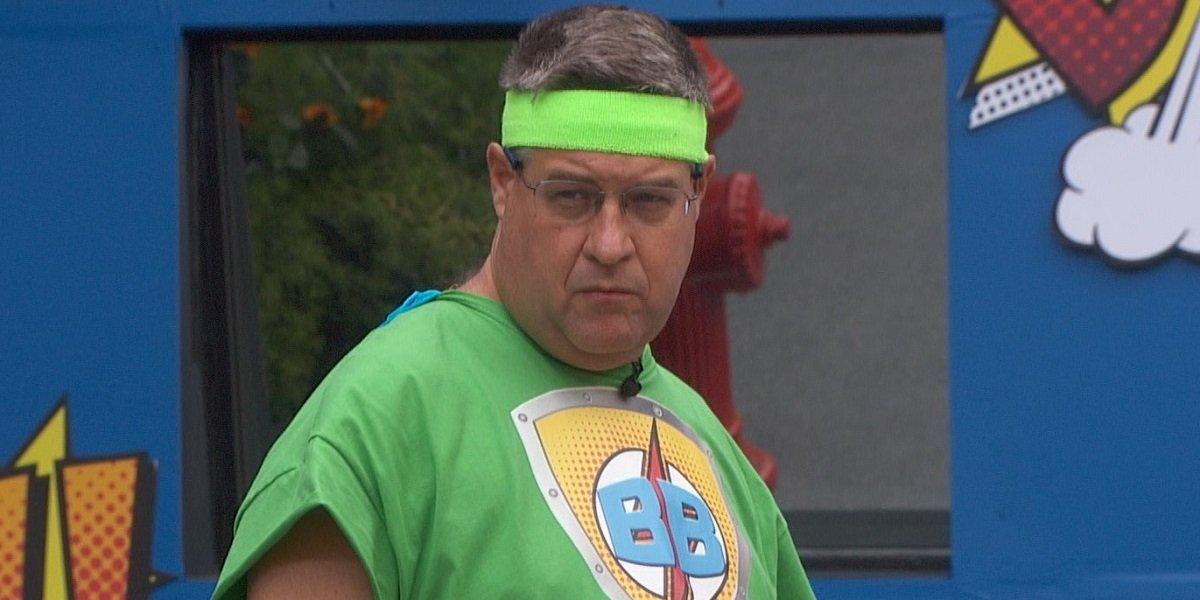 Cliff Hogg III Big Brother CBS