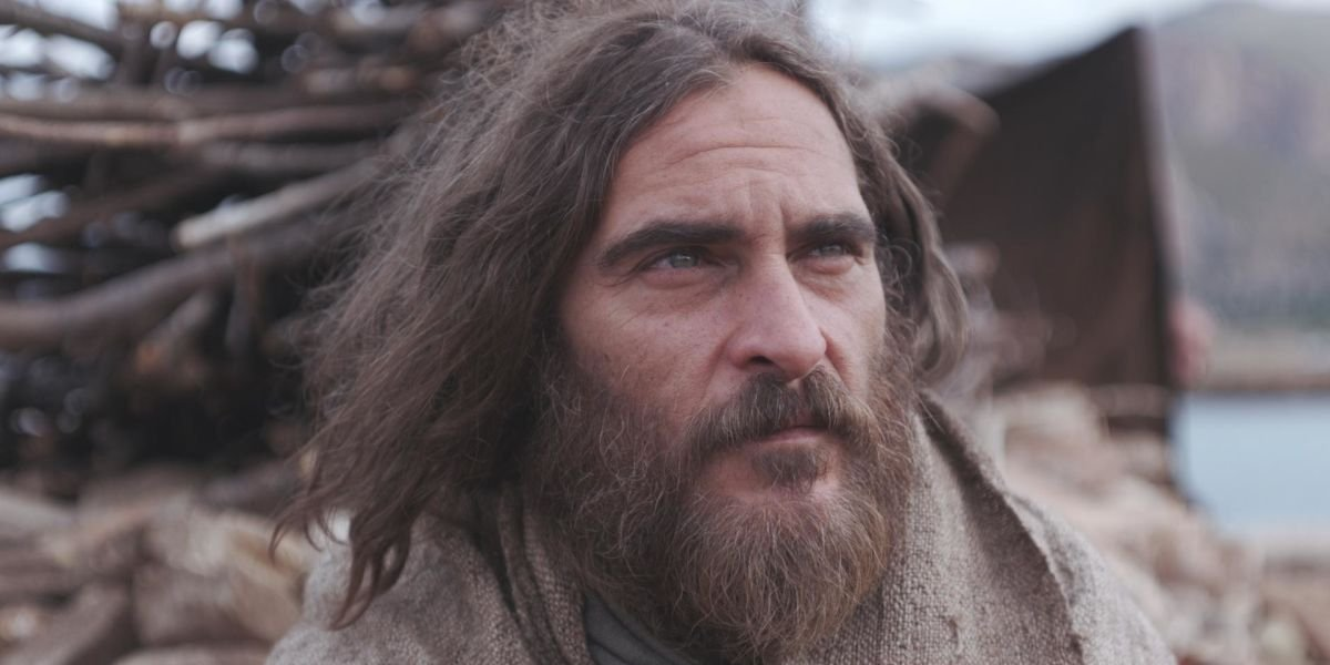 Joaquin Phoenix in Mary Magdalene