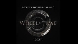Det officielle logo for Amazon Primes's The Wheel of Time