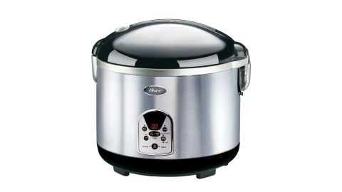Oster 6-Cup CKSTRCMS65 Rice Cooker review