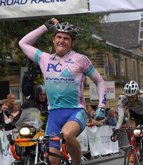 Gordon McCauley Pendle 2007
