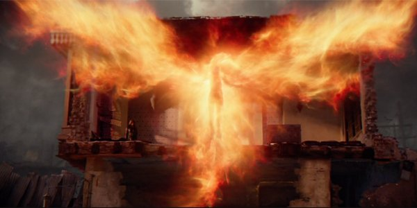 Dark Phoenix X-Men Apocalypse