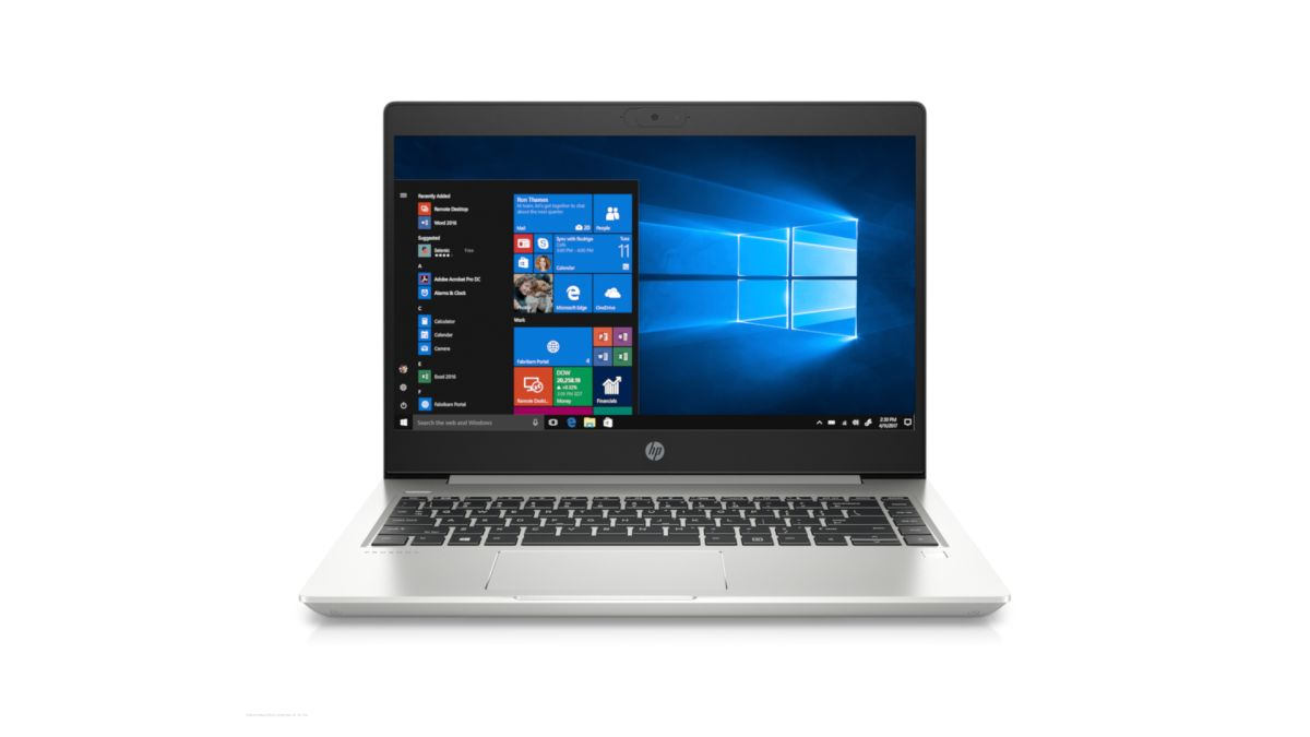HP first off the line with Ryzen-4000 business laptops