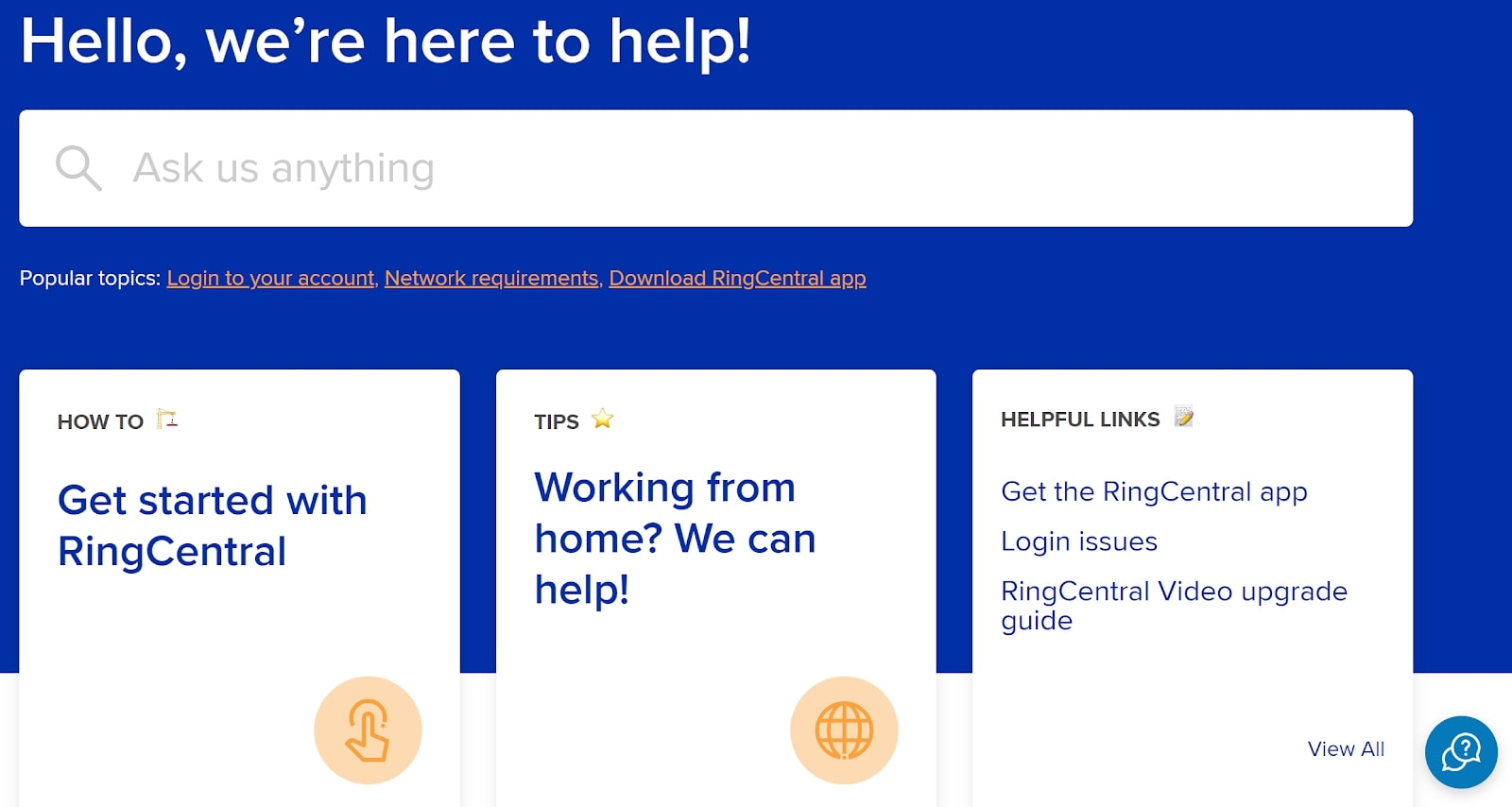 RingCentral Meetings review