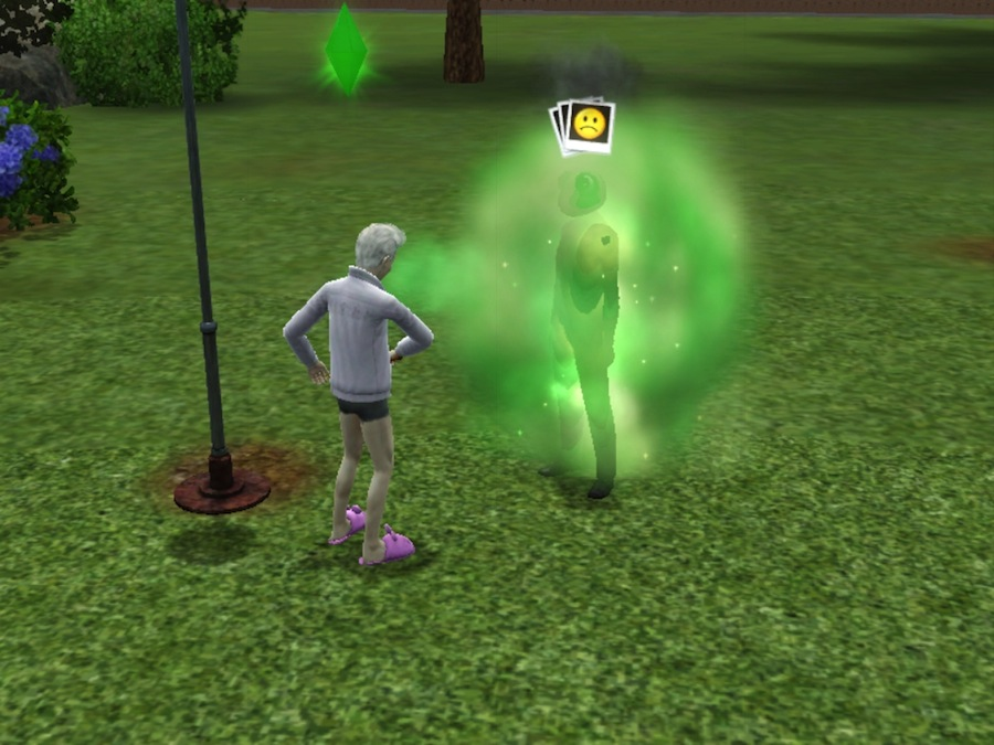 The Sims 3 Supernatural Review: Witches, Fairies, Werewolves And Magic #23624