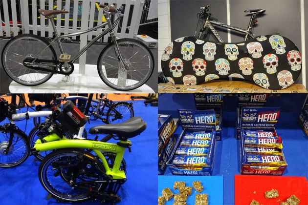Thumbnail Credit (cyclingweekly.co.uk): We've scouted out the not-so-obvious around the London Bike Show