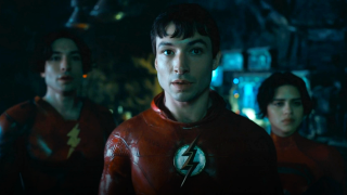 Ezra Miller in 'The Flash'