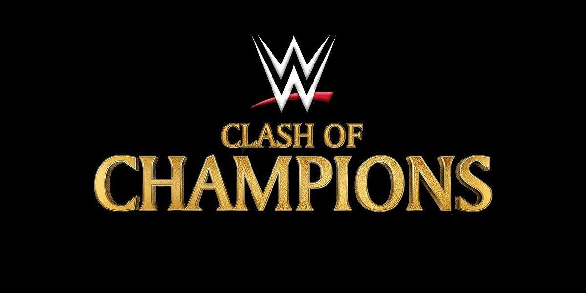 wwe The Clash of Champions logo
