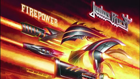Cover art for Judas Priest - Firepower album