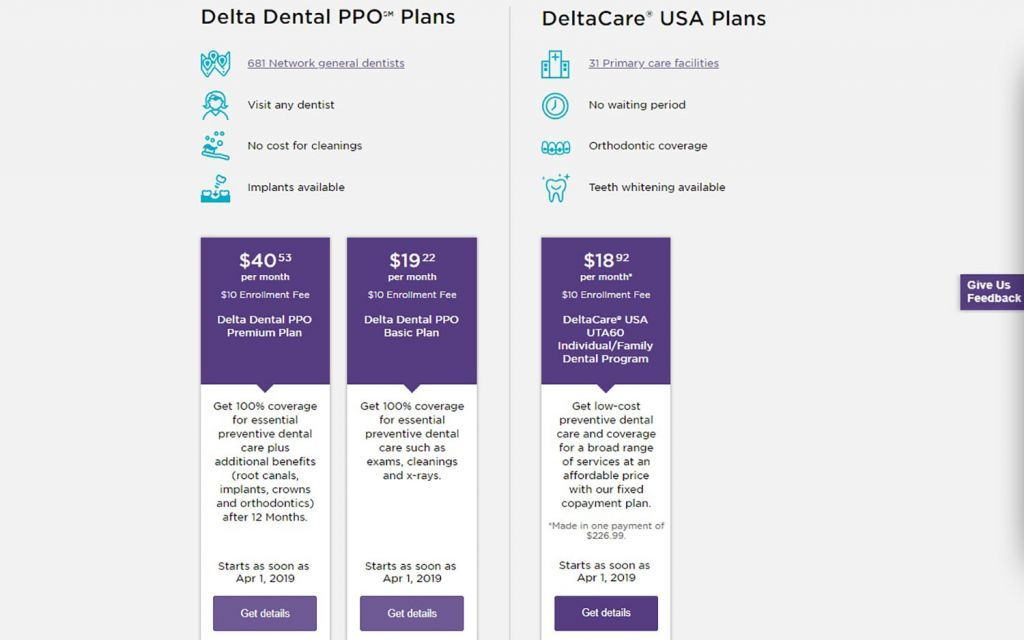 Delta Dental Insurance Review - Plans, Premiums and Limits
