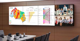 Visiology to Showcase Polywall Data Visualization Module at InfoComm