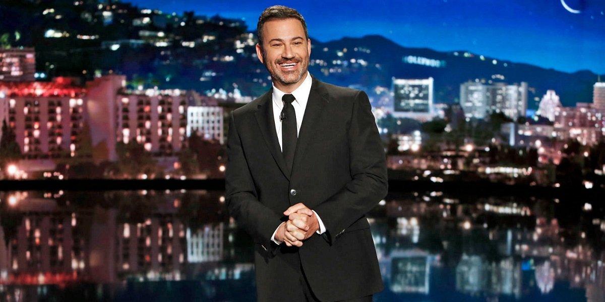 Watch Jimmy Kimmel Hilariously Prank Coworkers With Lifelike Wax Figure