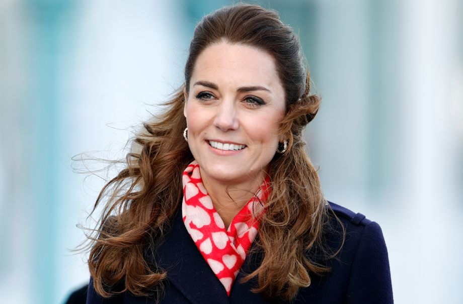 duchess catherine terrified lindo wing appearance
