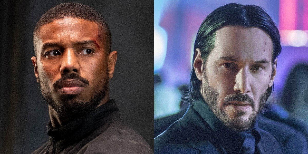 How Does It Feel To Work With A Legend Like Keanu Reeves On Your First Movie? Michael B. Jordan Knows The Answer