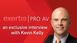 Exertis Pro AV's Kevin Kelly