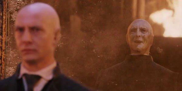 Professor Quirrell Voldemort Harry Potter