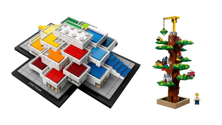 Lego House exclusive sets