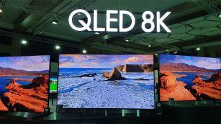 """Samsung 65"""" QLED 8K Smart TV"""