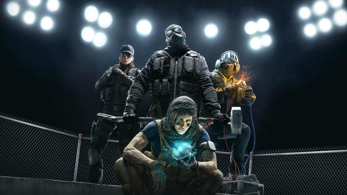 Rainbow Six Siege's Year 5 pass has fewer Operators and no bonus R6 credits - GamesRadar