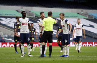 Tottenham Hotspur v Newcastle United – Premier League – Tottenham Hotspur Stadium