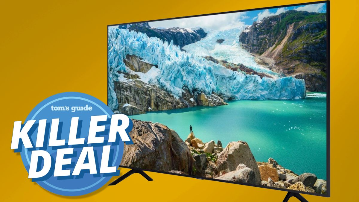 HUGE 4K TV deal: Samsung's massive 70-incher just dropped to $549